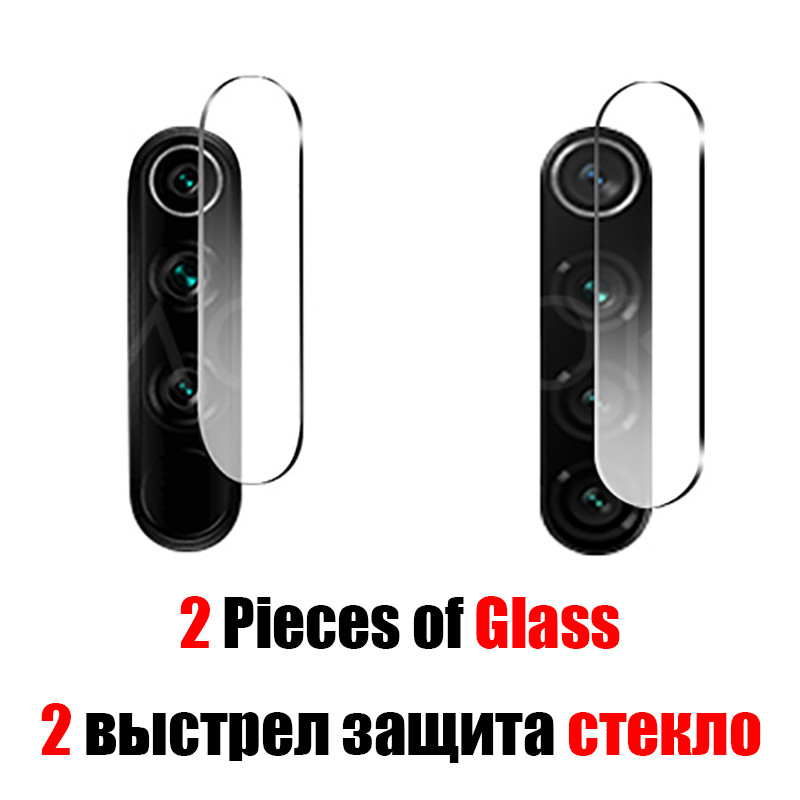 2 Pieces of Glass