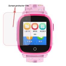 цена на HD Glass Screen Protector Film for DF33 DF39 DF25 DF25G DF25W DF27 DF31G Baby Kids Child Smart Watch Smartwatch