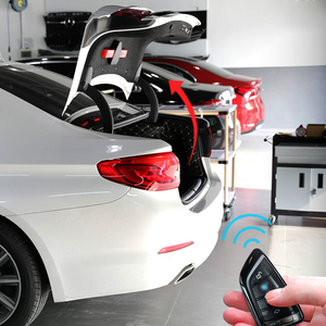 Image 1 - Electric tailgate for f30 f32 BMW 3 4 series refitted tail box intelligent electric tail gate door power operated trunk opening