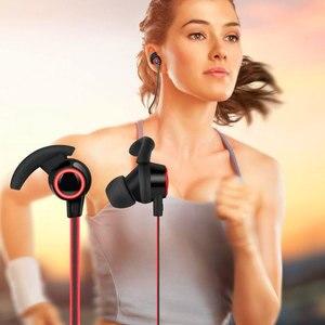 Image 2 - Không Dây Bluetooth Chủ Động Loại Bỏ Tiếng Ồn Thể Thao Tai Nghe Thao AX 02 Tai Nghe Nhét Tai Tai Tai Nghe Có Mic Dành Cho Samsung huawei
