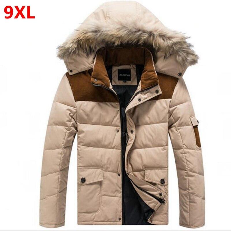 7XL IOW بطة معطف