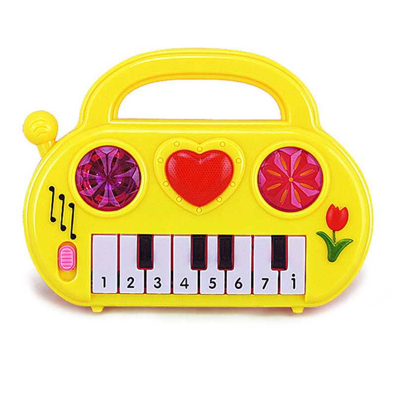 High Quality Piano Toy Musical Instrument Music Educational Gift Portable For Children Kids