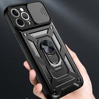 Funda protectora para Samsung Galaxy S21 Ultra S21 Plus Note 20 A52 A72 A12, carcasa anticaída para cámara