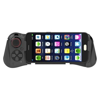 Wireless Game pad Bluetooth Android Joystick VR Telescopic Controller Gaming Gamepad For PUBG Mobile Joypad ipega pg 9087 bluetooth android gamepad wireless gamepad pc joypad game controller joystick for pubg mobile gaming