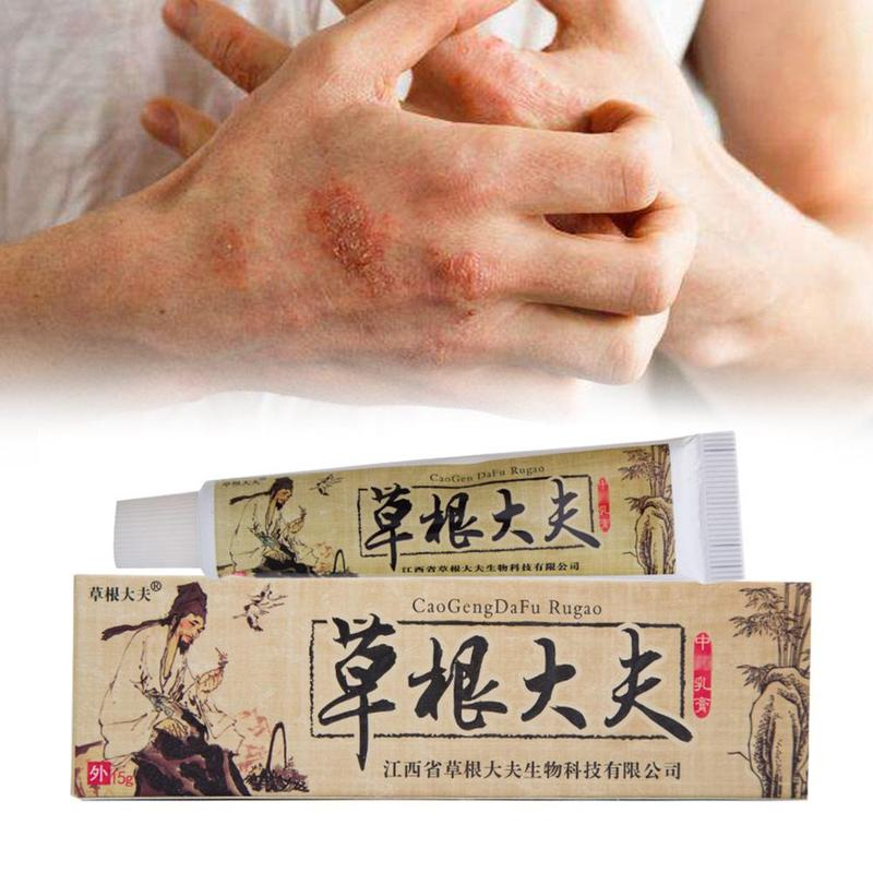Chinese Medicinal Ointment Body Psoriasis Cream Perfect Eczema Herbal And For Dermatitis Psoriasis Ointment Creams Pruritus U3G8