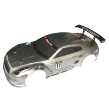 HSP RC bodyshell for Redcat over 1/10 ratio 4wd road racing drift with stickers