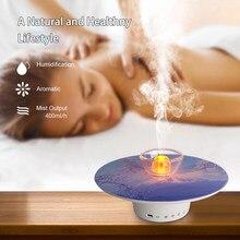JK-A02 wielofunkcyjny Aroma nawilżacz powietrza inteligentny zbiornik wody sterylizacji UV Wifi Bluetooth Radio FM aromaterapia