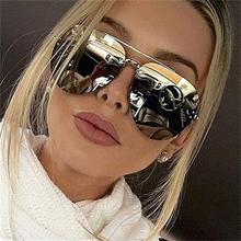 2020 Fashion Woman Sunglasses Luxury Brand Designer Pilot Fr