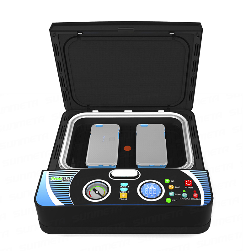 Free ship Heat transfer machine for Phone case printer ST-2030 3D mobile phone for Tang Hua thermal Phone Case vacuum machine image