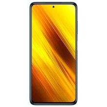 Смартфон Xiaomi POCO X3 NFC RU 6/128Gb/Cobalt Blue