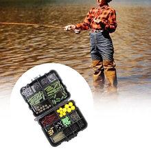 189 шт/кор комплект рыболовных принадлежностей в том числе рыбацкие