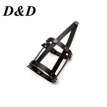 D&D New Fashion Charm Women Jewelry Wholesale Punk Genuine Leather Bracelets For Women Christmas Gifts latest fashion genuine leather rodeo pony charm for women s bag new horse bag charm 2 side bicolor pm 13 10 cheap purse charm
