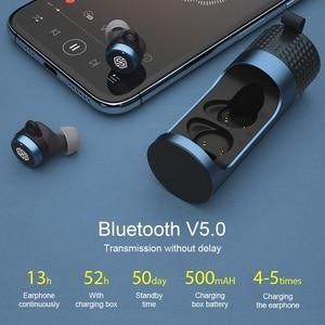 Image 2 - אמיתי אלחוטי אוזניות Qualcomm aptx Nillkin Bluetooth אוזניות עם מיקרופון CVC רעש ביטול אוזניות אוזניות IPX5 מים הוכחה