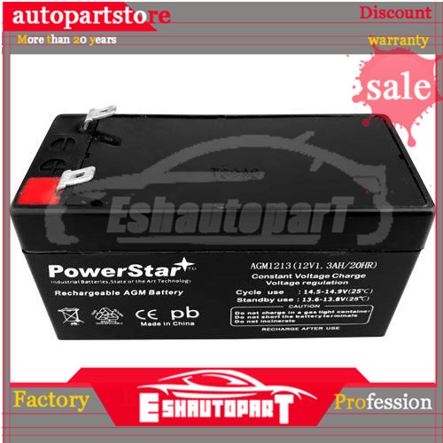 N000000004039 Auxiliary Battery 12V 1.2Ah For Mercedes-Benz CL ML R S-CLASS