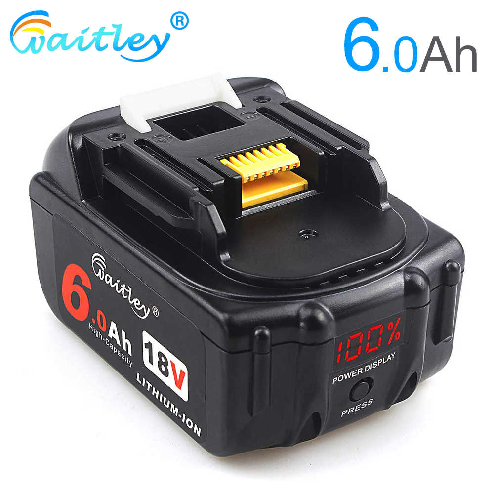 Charger or Battery For Makita 18V 6.0Ah LXT Lithium ion USB BL1860 BL1830 BL1850
