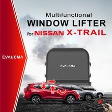 window lifter for Nissan X-trail Xtrail Car window regulator rear view folding sunroof close Power Window car accessories
