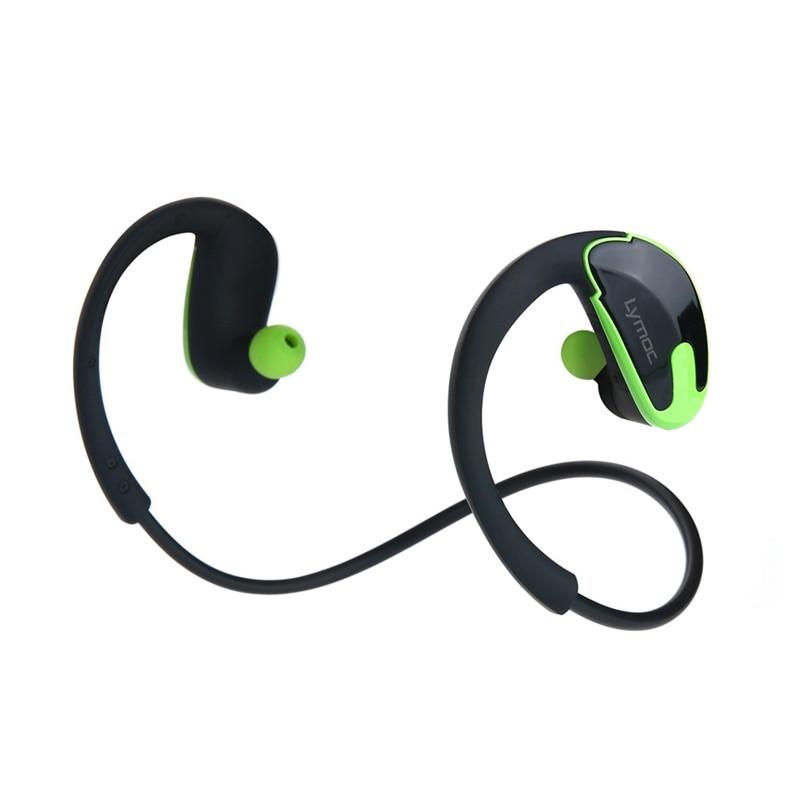 Hot!! Sport Bluetooth Headset Neckband 10Hr Time Handsfree Wireless Earphones Stereo Headphones For Iphone Xiaomi Huawei