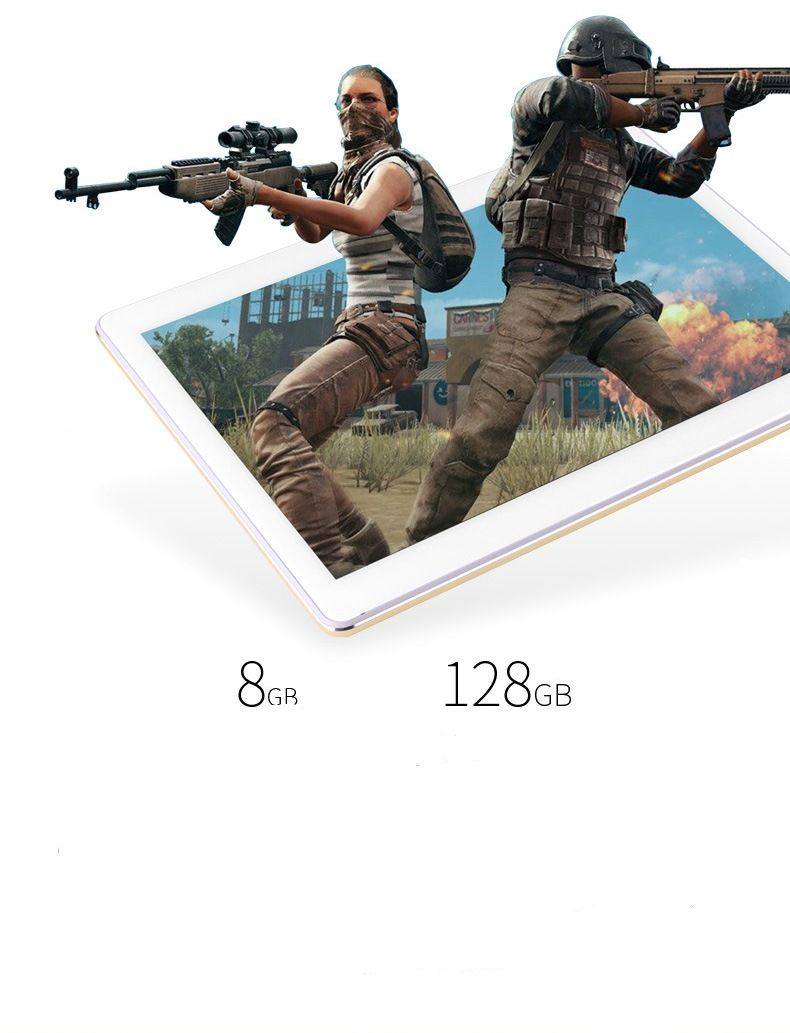Tablet Pc With MTK6797 X20  Core 8.4 Inch WIFI GPS 3GB RAM 32GB Android 8.0 4G LTE Metal Body Phablet Tablet PC Phone Call