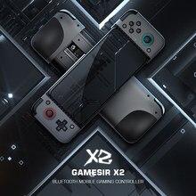 GameSir X2 Bluetooth Puge Gamepad Joystick Android Oder Ios Controller Gaming Joystick Für Cloud Spiele Plattformen xCloud,STADIA
