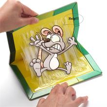 цена на Mouse Board Sticky Rat Mice Glue Trap Non-toxic Eco-Friendly High Effective Rodent Rat Snake Bugs Catcher Pest Control Reject