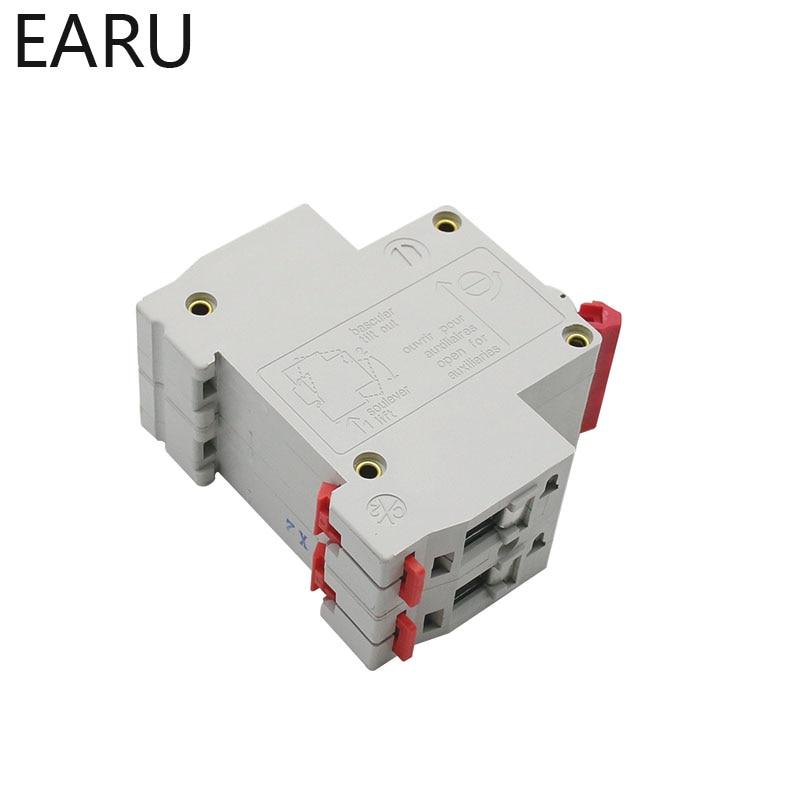 H590aa287db9f4faf9c123ad4ade7034dw - C45N 2 Pole 3A/6A/10A/16A/20A/32A/40A/50A/63A 400V~ C Type Mini Circuit Breaker Mcb Mounting 35mm Din Rail Breaking Capacity 6KA