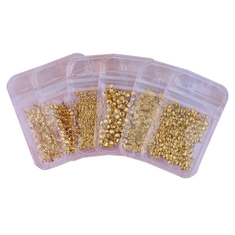 Купить прибл 200 шт/пакет металла серьги гвоздики с морскими ракушками