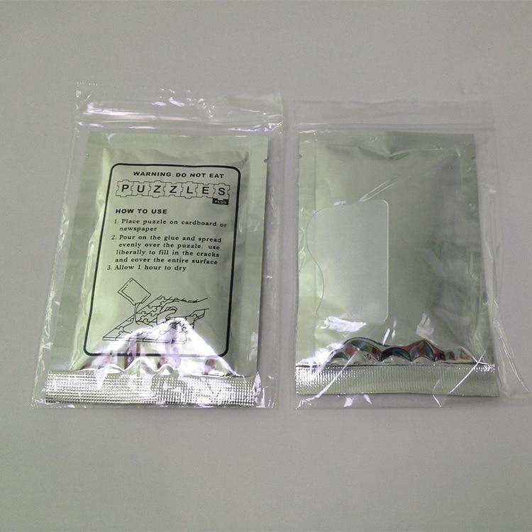 For Puzzle Glue Safe Environmentally Friendly In Bags PVA Glue 25G Wholesale Liquid Glue
