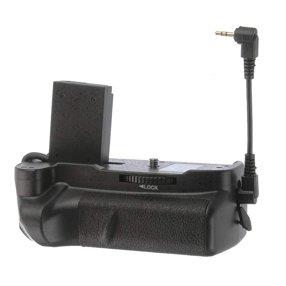 2019 JINTU nowy pionowy uchwyt baterii Pack dla Canon EOS 200D Rebel SL2 + kabel zestaw kamera w Uchwyty do akumulatorów od Elektronika użytkowa na  Grupa 1