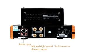 Image 5 - Nobsound MS 10D tubo amplificador de potência áudio 25 w * 2 amplificadores de vácuo suporte 110 v ou 220 v amplificador de alta fidelidade ms 10d