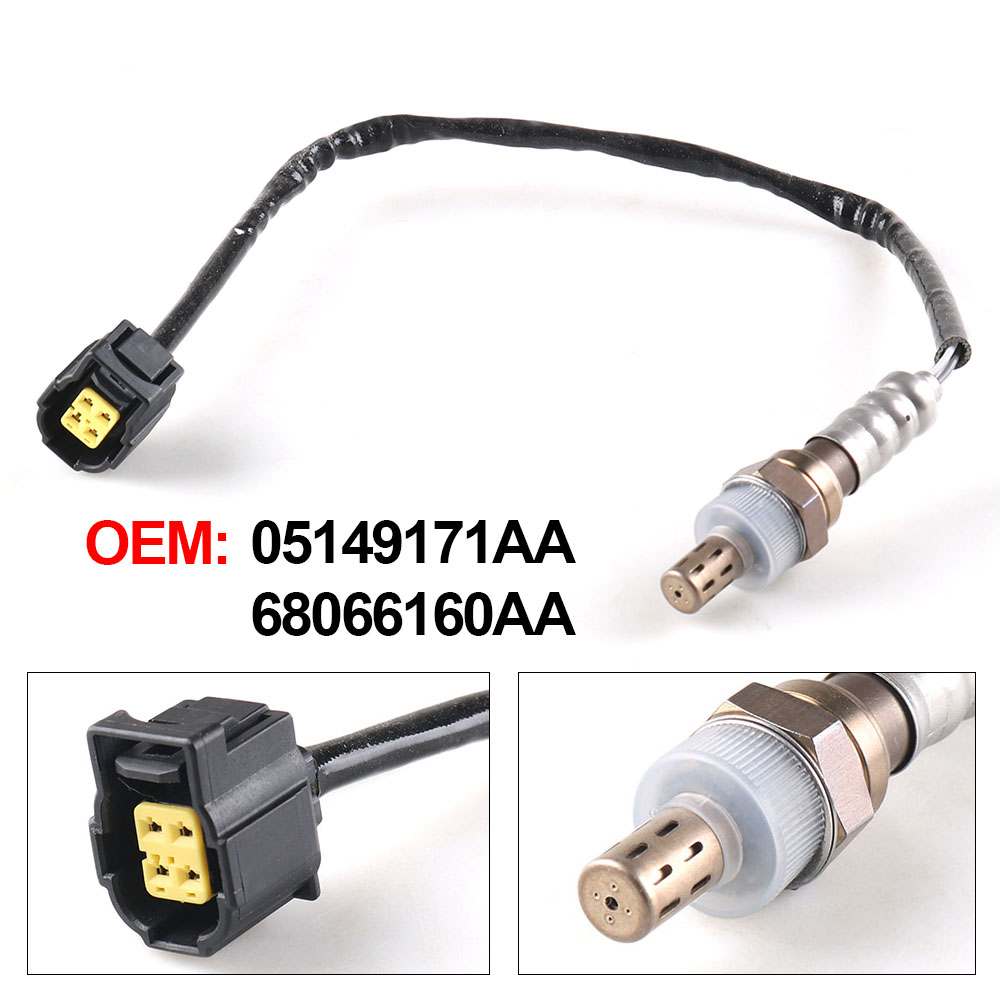 Lambda Sensor O2 Oxygen Sensor Fit For Chrysler 2004-2014 For Dodge For Jeep Ram 05149171AA 68066160AA