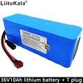 LiitoKala 36V электрический велосипед батарея 18650 10Ah аккумуляторная батарея 42V 10000mAh комплект литий-ионный батарей 10S3P BMS 350W