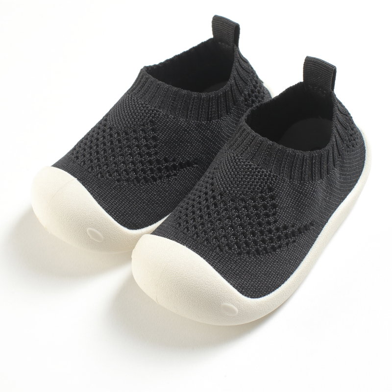 2020 Spring First Walkers Baby Shoes Girls Boys Casual Mesh Shoes Soft Bottom Comfortable Non-slip Kid Toddler Casual Shoes