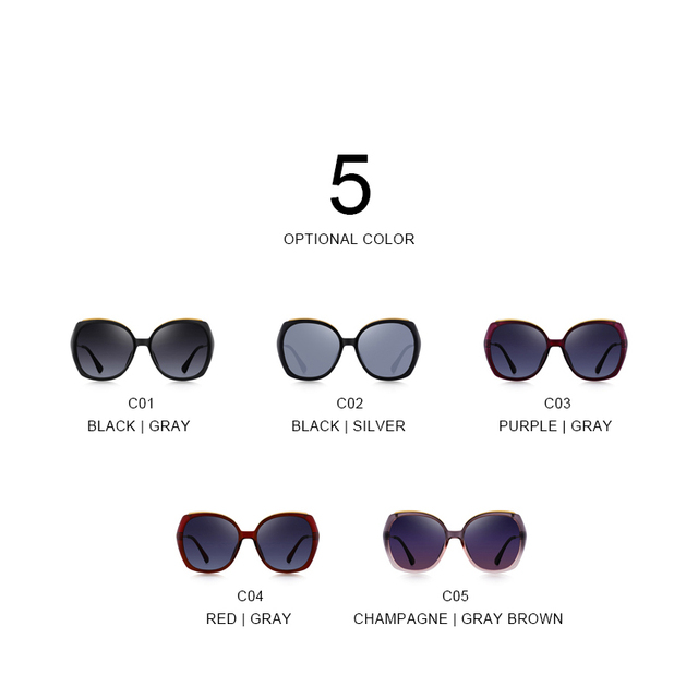 Gafas de sol con degradado polarizadas UV400