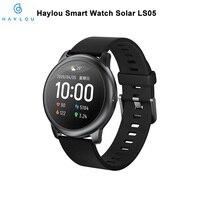 Haylou-reloj inteligente Solar LS05, deportivo de Metal, IP68, resistente al agua, 12 modos deportivos, Monitor de ritmo cardíaco durante el sueño para iOS y Android