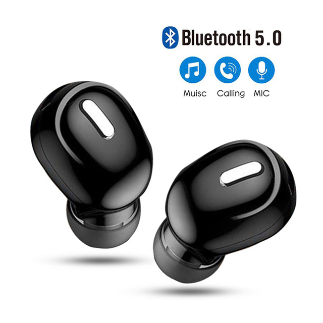 X9ミニin 耳5.0 bluetoothイヤホンハイファイワイヤレスヘッドセットとマイクスポーツイヤフォンステレオイヤホンxiaomi huawei社X9