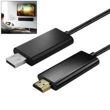 Wecast C88 128M bezprzewodowy wyświetlacz Dongle Anycast DLNA AirPlay lustro HDMI TV Stick Wifi Miracast Dongle odbiornik dla IOS /Android