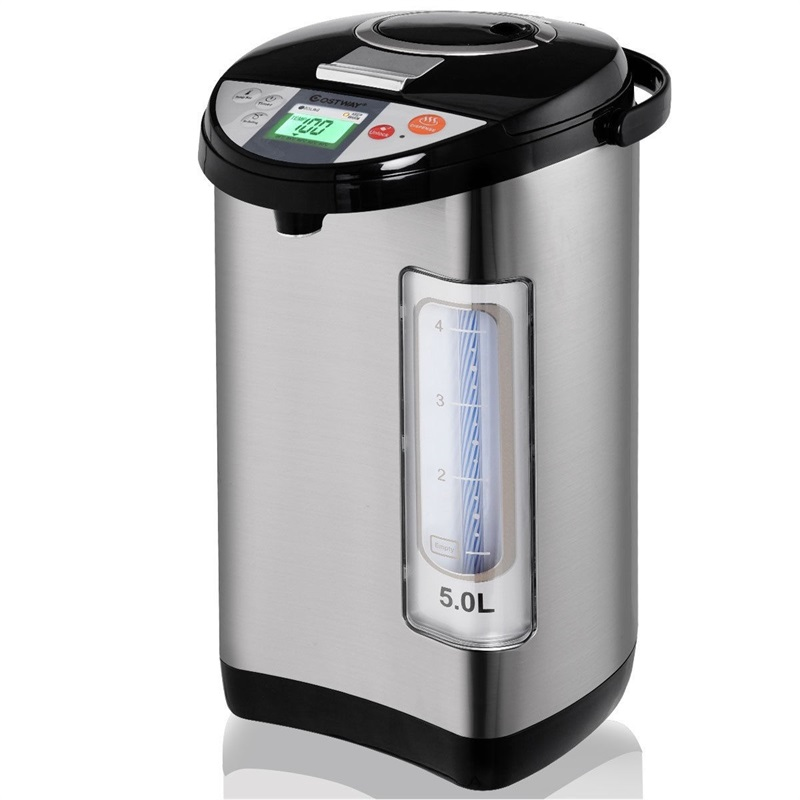 Costway Stainless and Warmer Electric <font><b>Water</b></font> Dispenser