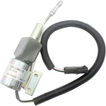 Diesel Engine Stop Solenoid 3935429 12V Fuel Shut Down Solenoid for SA-4755-12