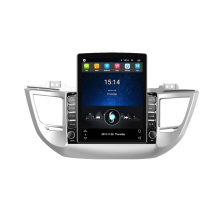 "Vertical 9.7"" Android 8.1 2 din Car Radio Multimedia Video Player Wifi GPS Navigation For Hyundai Tucson 3 2015-2018 autoradio(China)"
