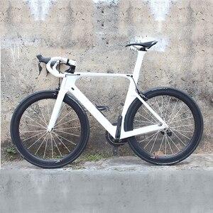 2020 новый лучший di2 дорожный велосипед Лучший Аэро Дорожный углеродный полный велосипед ULTEGRA 6870 Di2 groupset полный велосипед