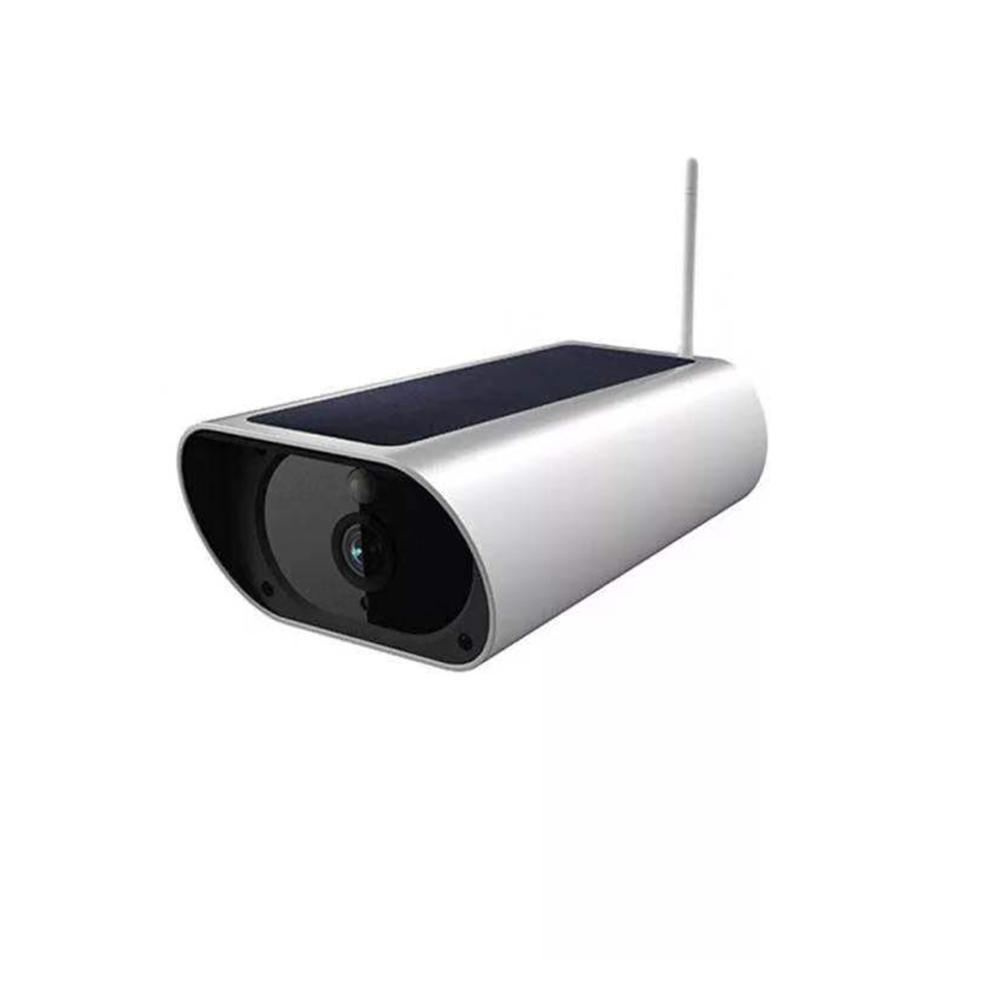Wasserdichte HD 1080P Solar Kamera Infrarot Nachtsicht 4G Intelligente echtzeit Überwachung Stimme Intercom Alarm Gerät - 5