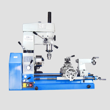 Multi-function Drilling and Milling Machine Hardware Machinery One Household Lathe Metal Tool