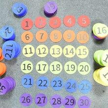 Премиум-номера маркер для ковра идеальный Детский развивающий и игровой маркер для ковра точечный знак
