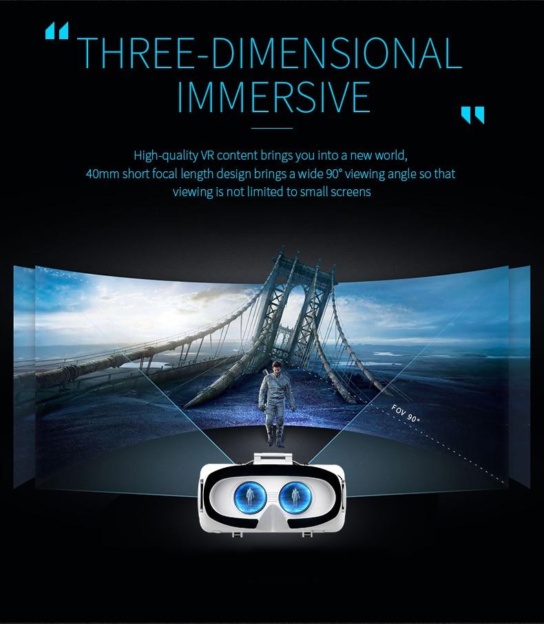 VR SHINECON SC-G06E VR Glasses 6