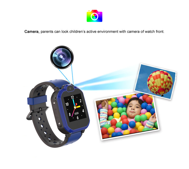 L&PC LT05 4G <font><b>Smart</b></font> <font><b>Watch</b></font> <font><b>Kids</b></font> Video Call GPS WIFI SOS Safe Waterproof bluetooth Children Smartwatch Tracker VS A36E <font><b>Q90</b></font> image