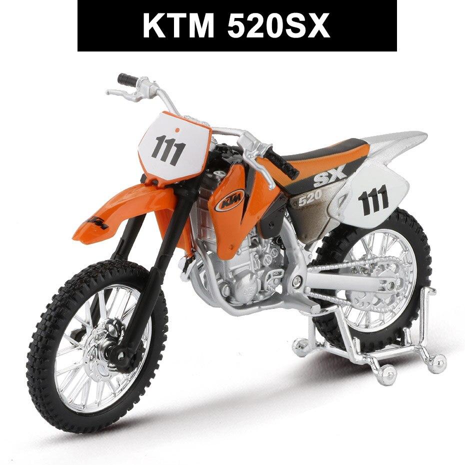 KTM 520SX