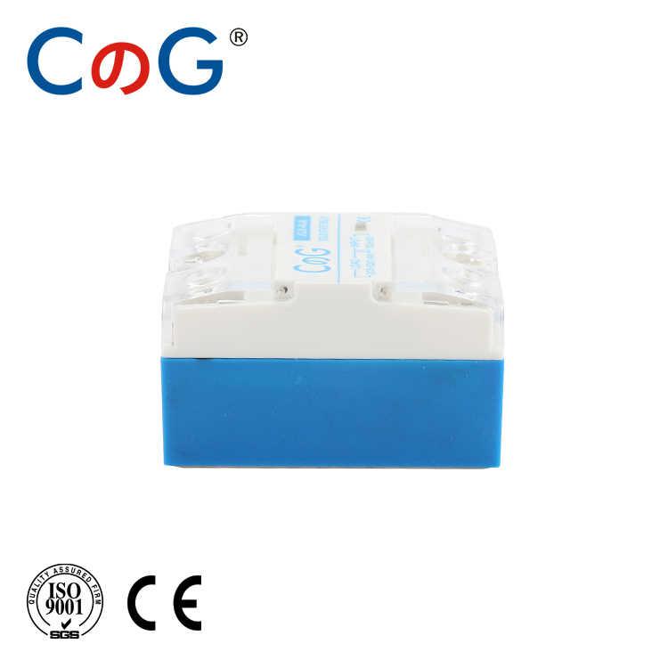 CG SSR-60AA 80AA 100AA ממסר שלב אחד AC בקרת AC 480VAC רדיאטור גוף קירור 60A 80A 100A AC ל-ac מצב מוצק ממסר