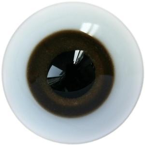 [wamami] 6mm 8mm 10mm 12mm 14mm 16mm 18mm 20mm 22mm 24mm Brown Glass Eyes Eyeball BJD Doll Dollfie Reborn Making Crafts