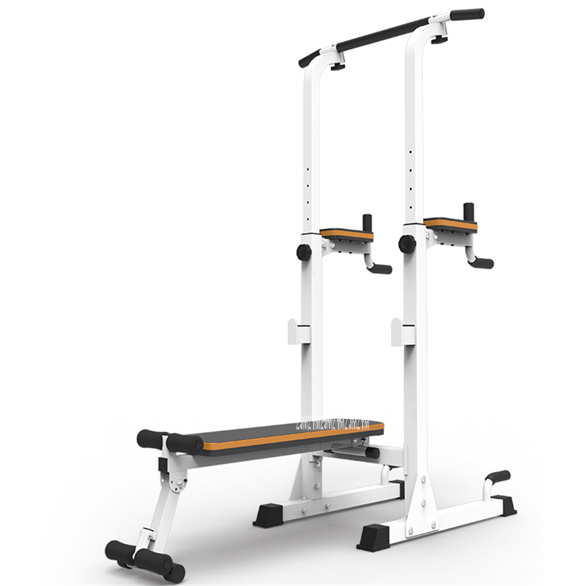 Comprehensive Training Horizontal Parallel Bars Home Gym Barbell Stand Bench Press Dumbbell Stool Inetgrated Training Machine