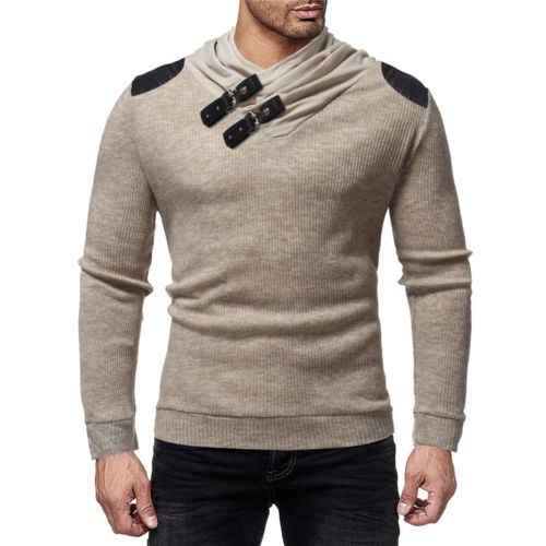 Mens Hoodies Fleece Plain Sweatshirt Hoodie Pullover Hooded Gym Adult Top